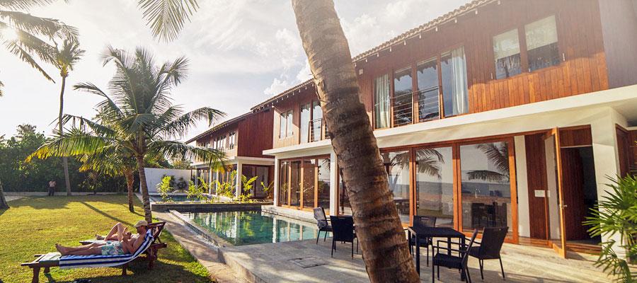 Lantern Hotel Villas Kamburugamuwa Near Mirissa Sri Lanka